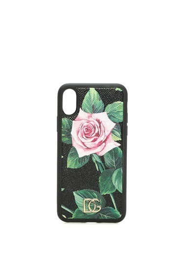 Dolce&Gabbana iPhone XS Aksesuar Renkli